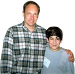 Me and Tim Berners-Lee