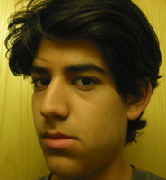 the face of Aaron Swartz